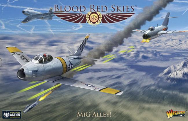 BLOOD RED SKIES WW IL-2 STURMOVIK SQUADRON WARLORD GAMES